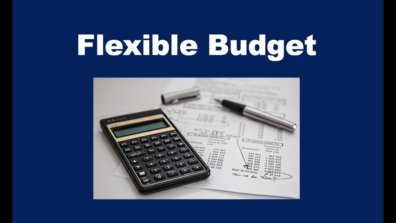 Flexible-Budget-variance