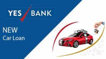 yes-bank-car-loan-apply
