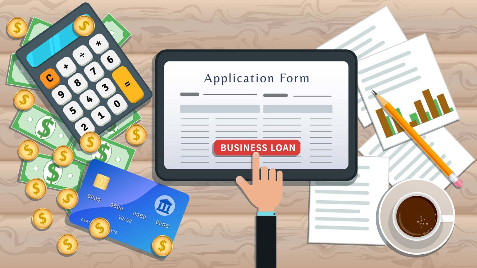 Qualify For A Business Loan